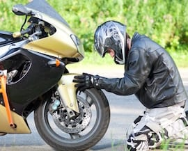 Motorcycle Accident Lawyer | Three Mistakes New Drivers Make