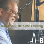 Take the 2018 Safe Driving Pledge