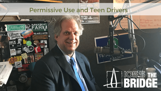 Permissive Use and Teen Drivers