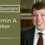 Lawyer Spotlight: Benjamin A. Parker